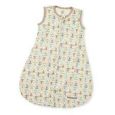 Summer Infant SwaddleMe Sack Wearable Blanket 100% Cotton Monkey 75060
