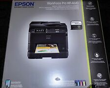Epson WorkForce Pro WF-4640 Color InkJet All-in-One Printer-C11CD11201