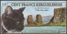 Archipel des Kerguelen / Kerguelen Islands 100 Francs 2010 (1)