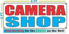 CAMERA SHOP Banner Sign NEW Larger Size Best Quality for The $$$