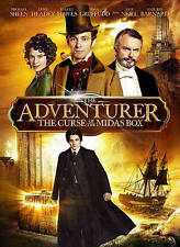 The Adventurer: The Curse of the Midas Box (Blu-ray Disc, 2014, Canadian)
