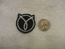 WWII WW2 Vichy France French Milice Francaise Militia Beret Badge Patch