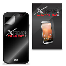 6-Pack Clear XtremeGuard HI-DEF Screen Protector Cover For LG K3 LS450
