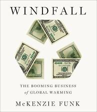 Windfall : Funk, McKenzie Funk Audiobook NEW +FREE Shipping & Discount Avail