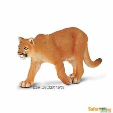 MOUNTAIN LION Cougar Puma Safari Ltd # 291829   Wild Animal  Replica NWT