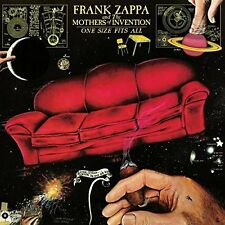 FRANK ZAPPA AND THE MOTHERS OF INVENTION One Size Fits All Vinyl LP 2015 NEW
