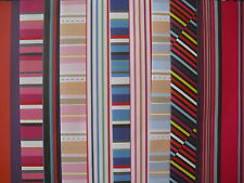 10 SHEETS OF GOOD QUALITY STRIPES WRAPPING PAPER