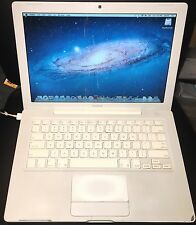 MacBook A1181 Mid-2007 2.16 GHz Intel Core 2 Duo 120 GB HD 4GB Memory