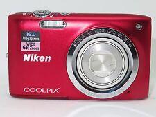 Nikon Coolpix S2700  Digital Camera