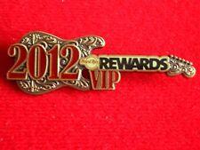 HRC Hard Rock Cafe Online HRCPCC Rewards 2012 Guitar LE VIP 1st 3D