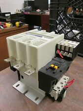 Telemecanique Contactor LC1F115 Size 3 40HP @ 230V 75HP @ 60V 120V Coil Used