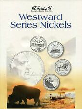 HARRIS Westward Series Nickels Holder Album #2222