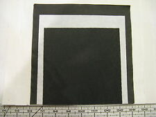 "12 SHEETS - 8"" x 8"" LIGHTWEIGHT (6315) CUT AWAY MESH EMBROIDERY STABILIZER"