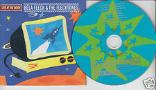 BELA FLECK & THE FLECKTONES Live At The Quick (CD 2002) 14 Songs FREE SHIPPING