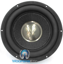 "OPEN BOX MOREL PRIMO 104 SUB 10"" CAR 4-OHM 500W CLEAN BASS SUBWOOFER SPEAKER"