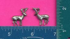 lead free pewter deer figurine m11067