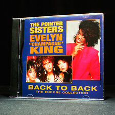 "The Pointer Sisters - Evelyn ""Champán"" King - música cd álbum"