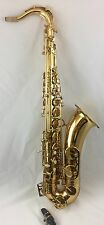 The Tempest Bb Tenor Saxophone, plays great!
