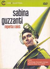 Dvd **SABINA GUZZANTI ♦ REPERTO RAIOT ♦ COMICOLLECTION** nuovo digipack