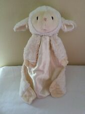 Gund Baby HuggyBuddy Lamb 059009 Security Blanket Lovey Sheep