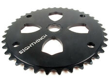 EighthInch Freestyle/BMX Splined Chainring 35t, Color: High Polish Silver