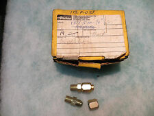 PARKER MALE CONNECTOR TUBE FITTINGS 10FBTX