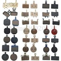 1/2/4 Pairs Outdoor MTB Road Bike Cycling Disc Brake Pads Replacement All Type