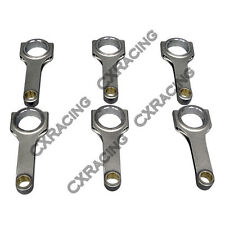 CXRacing H-Beam Connecting Rods For BMW M20 135mm Rod Length