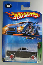 Hot Wheels 1:64 Scale 2005 Treasure Hunts Series '56 FLASHSIDER (BLACK)