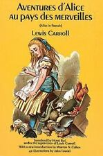 Aventures d'Alice au Pays des Merveilles (French Edition)-ExLibrary
