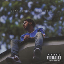 J.Cole - 2014 Forest Hills Drive (CD - EU - Original)