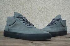KITH Ronnie Fieg x Filling Pieces Liberty Fairs 04 Grey Nubuck Mid size 43 RARE