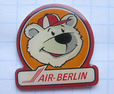 AIR BERLIN ....................... Airlines-Pin (208i)