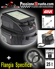 Tank Bag Ducati Monster S2r S4r S4rs 800 1000 Givi XS306 Tanklock Bf08 Tankbag