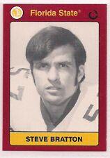 1991 Collegiate Collection Steve Bratton Florida State