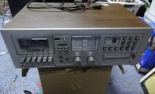 D2c Vintage Soundesign TX-0868 Stereo Cassette with 8 Track Player Record Deck