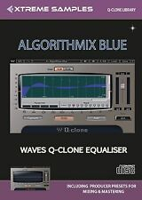 Xtreme Samples Algorithmix Blue Waves Q-Clone Library