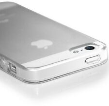 CLEAR  Thin HARD Case Cover  For Apple iPhone 5S