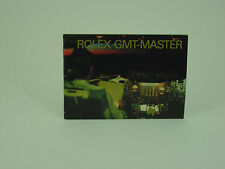 Genuine Rolex booklet vintage GMT-Master instruction 1989