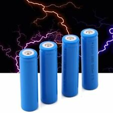 4PCS 18650 Li-ion 5000mAh 3.7V Rechargeable Battery for LED Torch Flashlight LC
