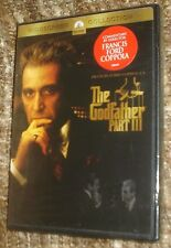 The Godfather Part III (DVD, 2004), NEW & SEALED, WIDESCREEN, REGION 1,A CLASSIC