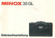 Minox - 35gl-manuale d'uso-b2239