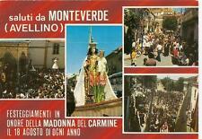 MONTEVERDE ( AVELLINO ) - FESTEGGIAMENTI MADONNA DEL CARMINE IL 18 AGOSTO