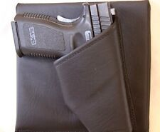 "RUGER SR22 SR9C SR40C Purse Holster BLACK RH 4"" Creative Conceal Carry Backpack"
