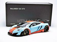 AUTOart 1/18 MC-LAREN MP4-12C GT3 - Gulf 81343
