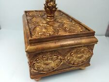 "Antique style ""Milano"" ,Jewellery/Trinket box.clearance sale 4999"