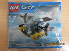 LEGO 30346 Prison Island Helicopter Polybag with Minifigure NEW & SEALED