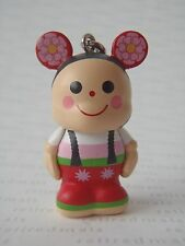 """Disney Vinylmation Jr 4 It's A Small World MEXICAN GIRL Mickey 1.5"""" Figure"""