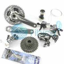 2015 Shimano Alivio M4000 Groupset Group set 3x9-sp Hollowtech for 650b/29er