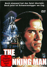 The Running Man , 100% uncut , DVD , new and sealed , Schwarzenegger